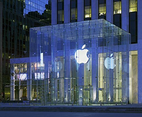 Stores 5th Avenue New York - New York, NY Photo - Apple Store, 5th Avenue, New York, New York - Carol Highsmith