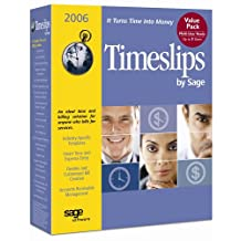 Timeslips 2006 Multi-User Value Pk 5u