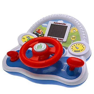 LeapFrog Autoescuela (See & Learn Driver) Bilingual: Toys & Games