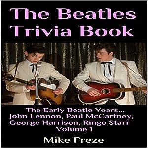 The Beatles Trivia Book Audiobook