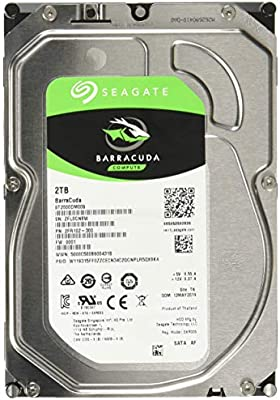Seagate ST2000DM008 - Disco duro interno de 2 TB, color plata ...