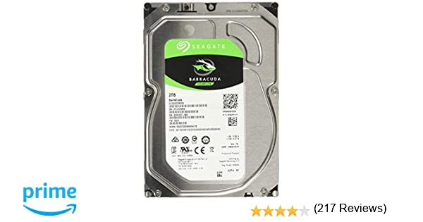 Seagate ST2000DM008 - Disco duro interno de 2 TB, color plata ...