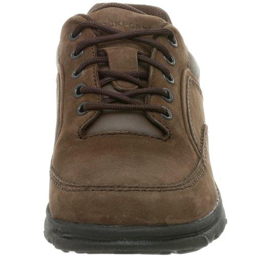 Rockport Eureka Hombre US 11 Marrón Zapatos para Caminar