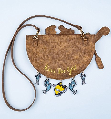 The Girl The from Nicole Mermaid Bag Crossbody Little Kiss Disney Danielle qXdZw7X