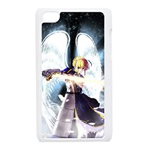 iPod Touch 4 Phone Case White Saber - Fate Stay Night WE1TY695065
