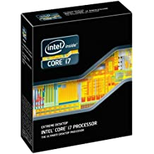 Intel Core i7-3960X Extreme Edition Hexa-Core Processor 3.3 GHz 15 MB Cache LGA 2011 - BX80619I73960X
