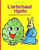 """Afficher """"Une enquête de l'inspecteur Lapou<br /> L'artichaut rigolo"""""""