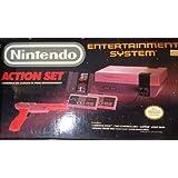 Nintendo NES Console - Action Set