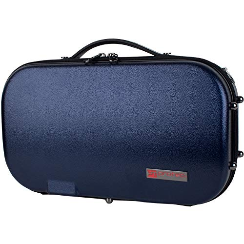 Protec Micro-Sized ABS Protection Clarinet Case, Blue (BM307BX)