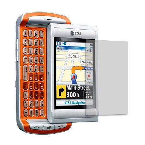 (AT&T Quickfire Screen Protector, Skinomi TechSkin Full Coverage Screen Protector for AT&T Quickfire Clear HD Anti-Bubble Film )