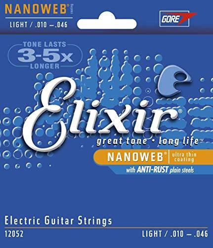 Elixir Strings Electric Guitar