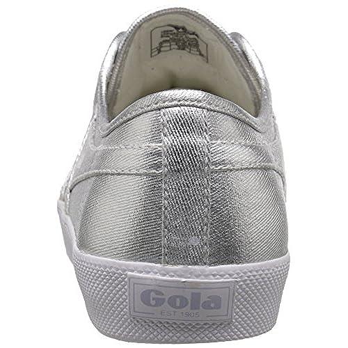 f3c9c87980e7 Gola Women s Coaster Metallic Fashion Sneaker 50%OFF - holmedalblikk.no