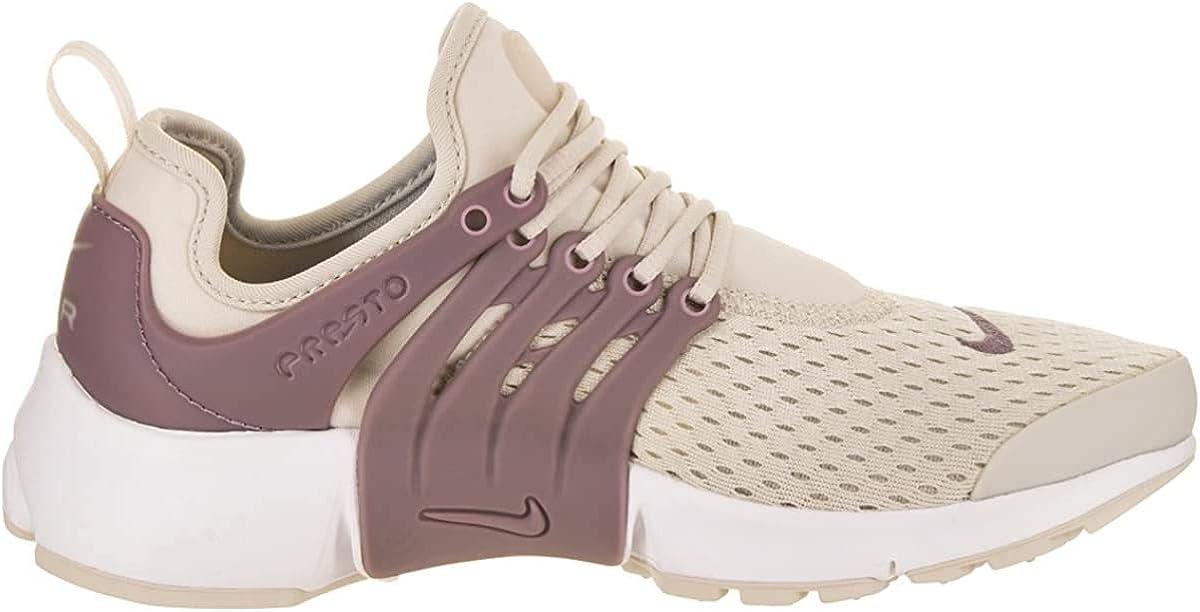 Nike Womens Air Presto Lt Orewood Brn//Taupe Grey Running Shoe 8 Women US
