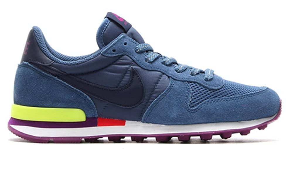 e775a7119 Nike Internationalist Womens Fashion-Sneakers 629684-401 11 - Hasta Atomic  Green Black  Amazon.co.uk  Shoes   Bags