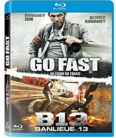 Go Fast + Banlieue 13 [Blu-ray]