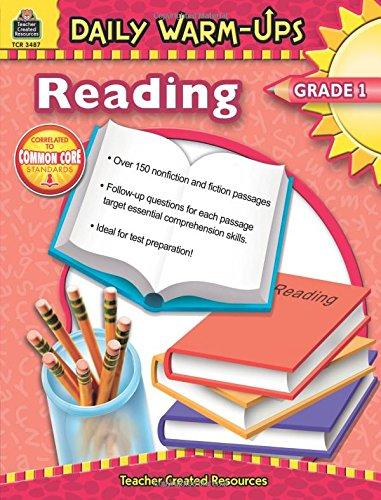 Daily Warm-Ups: Reading, Grade