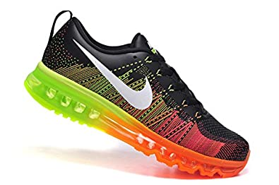 Nike Men's Flyknit Air Max Leather Versoin Edizione