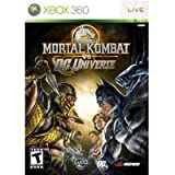 Mortal Kombat vs DC X360