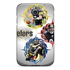 Galaxy S4 Cases, Premium Protective Cases With Awesome Look - Pittsburgh Steelers by lolosakes