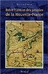 Breve hist. peuples de nouvelle France par Allan