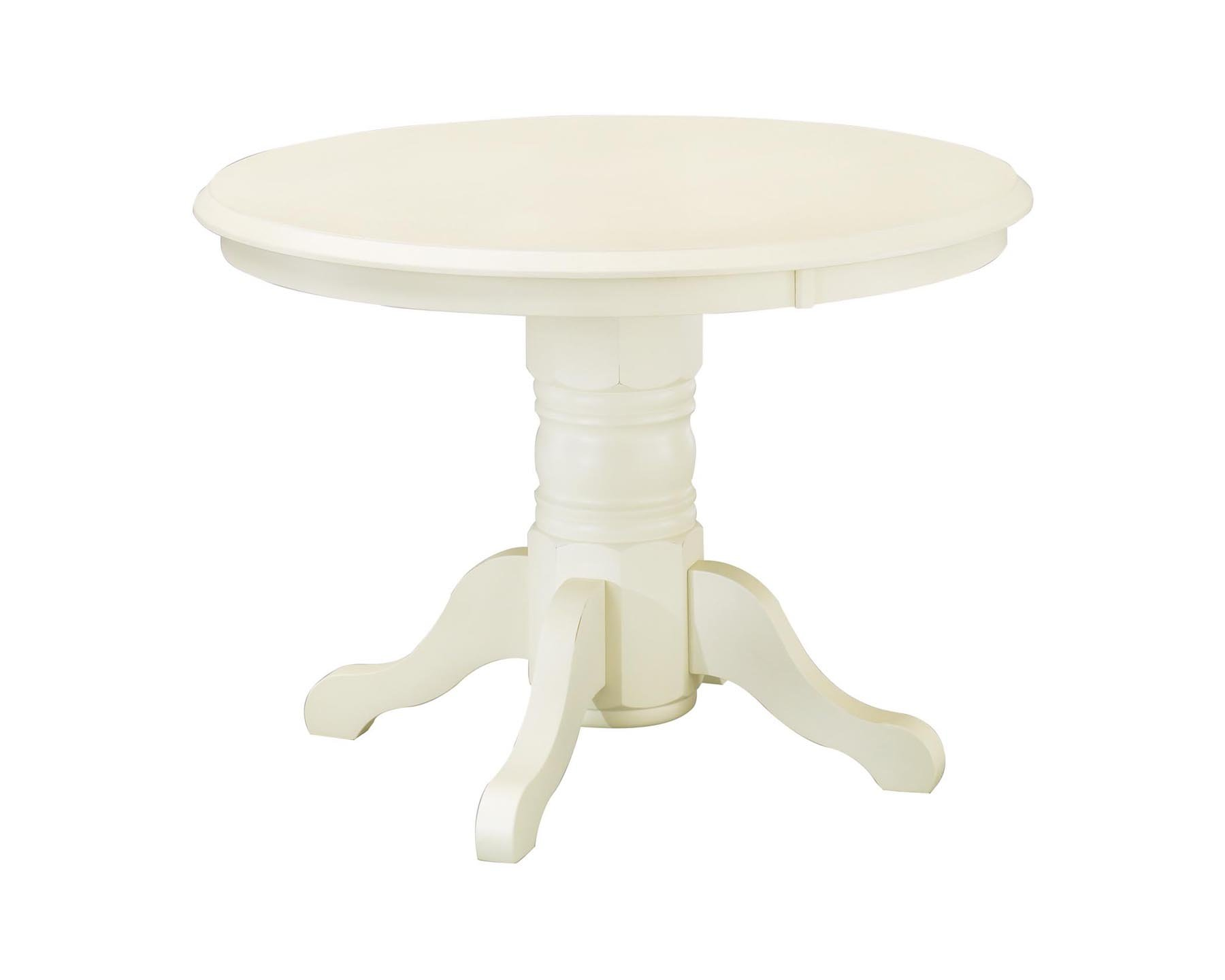 Home Styles 5177 30 Round Pedestal Dining Table Antique