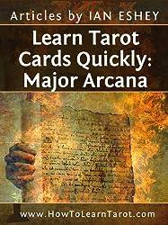 Learn Tarot Cards Quickly: Major Arcana