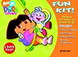 Dora the Explorer Fun Kit, Golden Books Staff, 0375829954