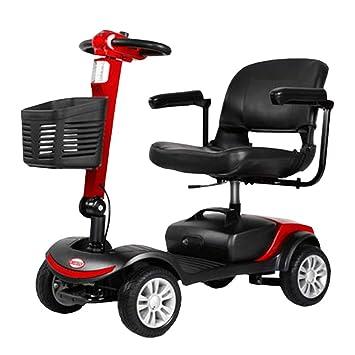 Patinete eléctrico de 4 Ruedas para Scooter eléctrico ...