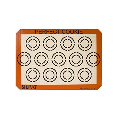 (Silpat Perfect Cookie Baking Mat)