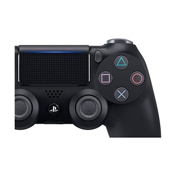 DualShock 4 Wireless Controller for PlayStation 4 - Jet Black 6