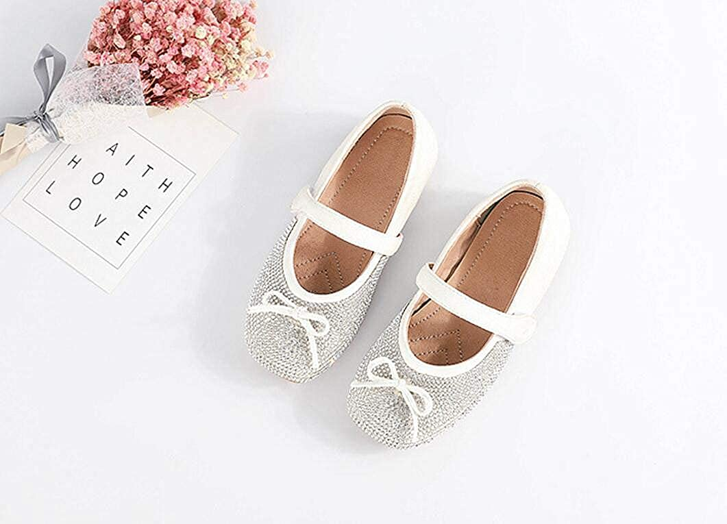 Gusha Little Girl Lok Fu Shoes Baby Toddler Shoes Mary Jane Shoes Dress Shoes
