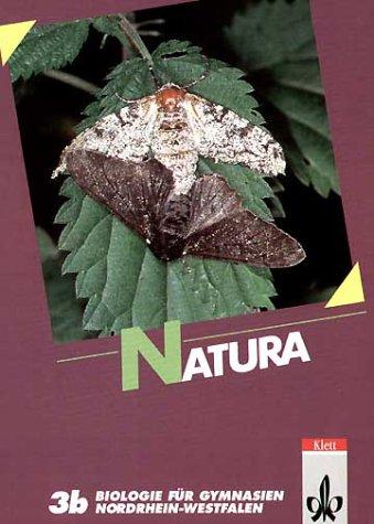 Natura, Biologie für Gymnasien, Ausgabe Nordrhein-Westfalen, Bd.3B, 12. und 13. Schuljahr PDF ePub ebook