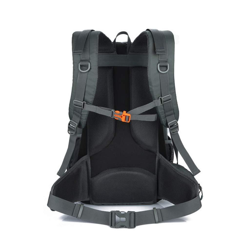 JITALFASH Outdoor Bag Camping Backpack Mountaineering Hiking Travel Backpack for Men/&Women Orange
