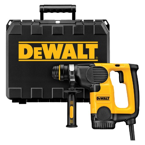 DEWALT D25330K L-Shaped Compact SDS Chipping Hammer