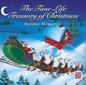 Time Life Treasury Of Christmas Holiday Memorie Time Life