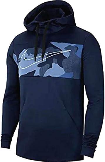 Nike - Sudadera con capucha para hombre - Multicolor - Large ...