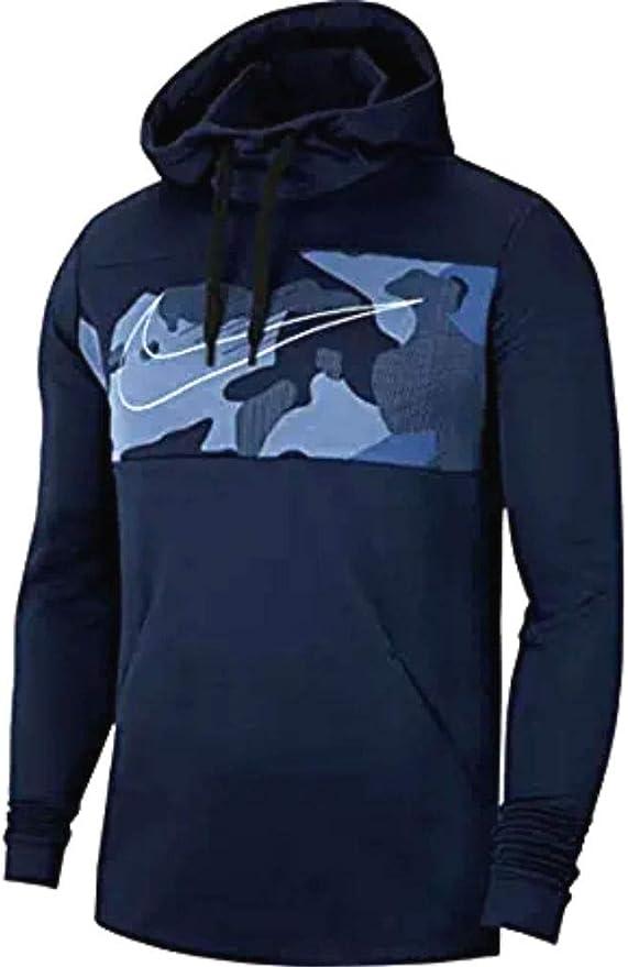 Nike - Sudadera con capucha para hombre - Multicolor - Large: Amazon.es: Ropa y accesorios
