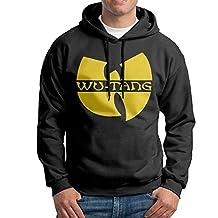 SARAH Men's Wu Tang Logo Hoodie