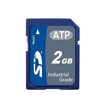 ATP AF2GSDI-5ADXX- Tarjeta SD de 2 GB de Grado Industrial ...