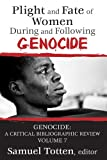 Plight and Fate of Women During and Following Genocide, , 1412847591