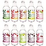 Hint Premium Essence Water 10 Flavors, 16 Ounce Plastic Bottles (12 Bottles)