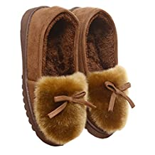 SPN Fashion Women's autumn and winter home Indoor and outdoor cotton slippers