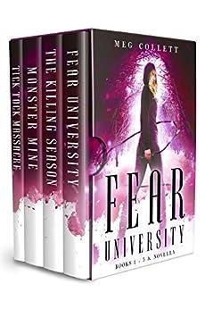 Fear University Series: Books 1-3 + Novella by [Collett, Meg]