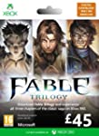 Xbox Live �45 Gift Card: Fable Trilog...