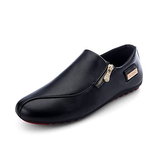 f829953884f Another Summer Men s Lightweight Style Casual Driving Shoes Loafers Black