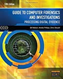 Guide to Computer Forensics and Investigations (with DVD) 5th edition by Nelson, Bill, Phillips, Amelia, Steuart, Christopher (2015) Paperback