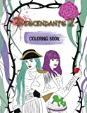 img - for Descendants 2 Coloring Book: A Wickedly Cool Coloring Book for Kids book / textbook / text book