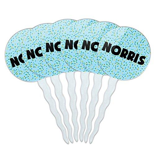 norris-cupcake-picks-toppers-decoration-set-of-6-blue-speckles
