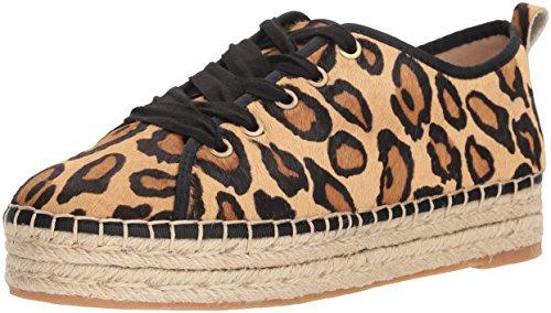 Leopard Platforms - Sam Edelman Women's Celina Platform, New Nude Leopard, 8.5 M US