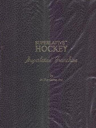 2008 09 In The Game Superlative Franchise Toronto Edition Hockey Hobby Box